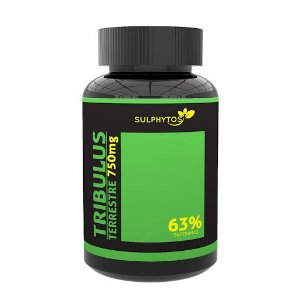 Tribulus Terrestre750mg 120 caps - Sulphytos