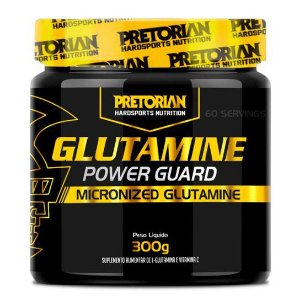 GLUTAMINE POWER GUARD ( 300G ) PRETORIAN
