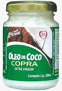Óleo de Coco (200 ml) - COPRA