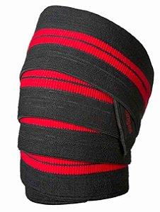 Faixa para joelho (Red Line Knee Wraps) - harbinger
