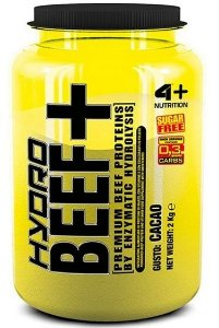 Hydro + Beef (900g) - 4 + Plus Nutrition