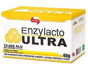 Enzylacto Ultra - Vitafor (30 Sachês)