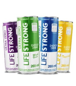 Life Strong Energy Drink 269ml