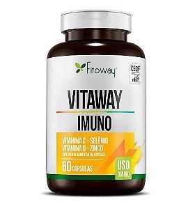 Vitaway Imuno 60 cáps - Fitoway