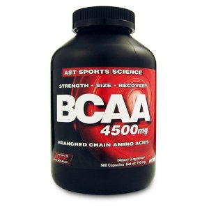 BCAA 4500 (462 capsulas) - AST Sports Science