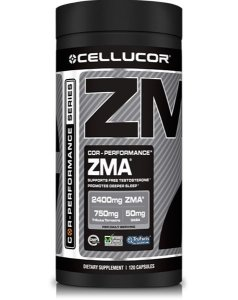 COR - Performance ZMA (120 Capsulas) - Cellucor