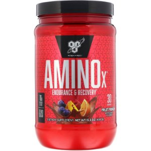 AMINU X 435g - FUIT PUNCH - FINISH FIRST