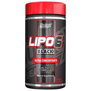 Lipo 6 Black Powder (120g) - Nutrex
