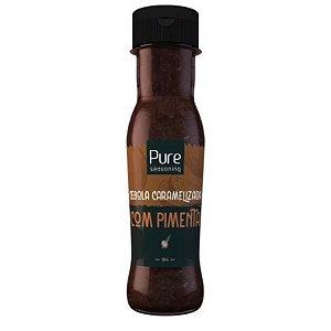 Cebola Caramelizada com Pimenta 340g - Pure Seasoning
