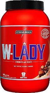 W-LADY WHEY PROTEIN FEMININO (907g) - INTEGRALMÉDICA