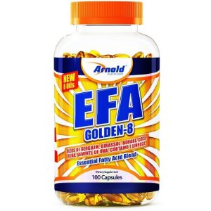 EFA GOLDEN 8 (100 softgels) - Arnold Nutrition