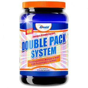 Double Pack System (60 Packs) - Arnold Nutrition