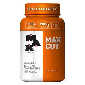 MAX CUT POTE COM 60 CÁPSULAS - MAX TITANIUM