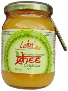 manteiga ghee organica 268ml - Lotus