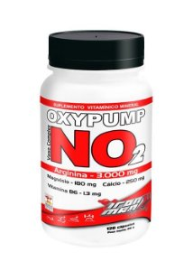 OxyPump NO2 (Vaso Complex) (120 caps) - New Millen