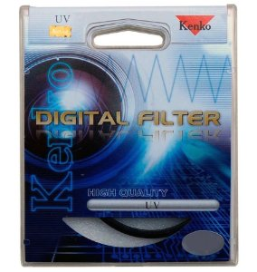 Filtro Kenko UltraVioleta  Proteção UV 58mm