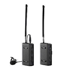 Microfone Lapela Sem Fio  SARAMONIC SR-WM4C