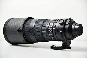 Lente Nikon AF-S NIKKOR 300 mm f / 2.8G ED VR II / Usada