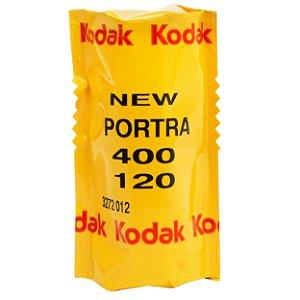 Filme  Kodak Colorido  Professional Portra 400  120  1 rolo