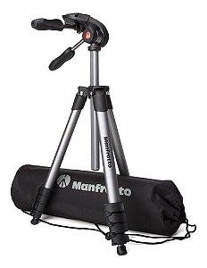 Tripé Manfrotto Compact Advanced Black  Ref: ManfrottoMkcompactadvbk