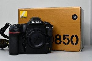 Camera Digital NIkon  Corpo  D850  / USADA