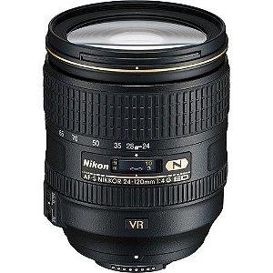 Nikon AF-S NIKKOR 24-120mm f / 4G ED VR