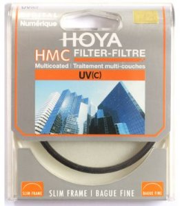 Filtro Hoya HMC 77MM  UV (C) Ultravioleta Multicanal Haze