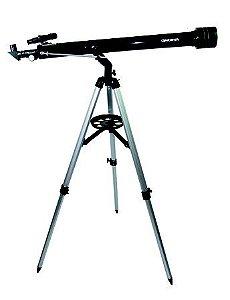 Telescópio Azimutal Refrator 900x60MM Greika