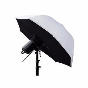 Sombrinha SoftBox Preta 101cm de Diametro - Ref: UB-010 Black