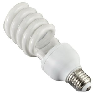 Lampada para Luz Continua E27 150W  110V 5500K