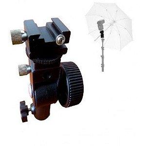 Suporte Adaptador para Speedlite Modelo D (REF: D-HOLDER )