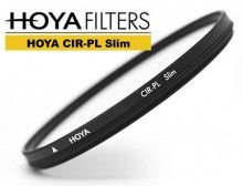 Filtro Polarizador Circular Hoya Slim -  58MM   (REF: HOYA 58MM)