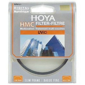 Filtro Hoya HMC 55MM  UV (C) Ultravioleta Multicanal Haze