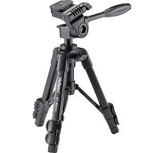Mini Tripé de Mesa para Fotos e Vídeos - Altura Máxima 56,3CM - VELBON ( REF: EX MACRO )