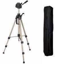 Tripé Weifeng WT-3130 125cm de Altura  p/ Cameras e Celulares
