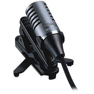 Microfone Lapela Sony ECM-CS10   STEREO