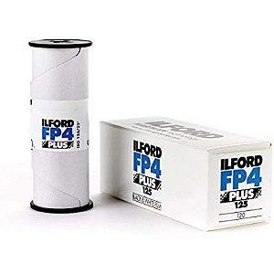 Filme Ilford - FP4  120