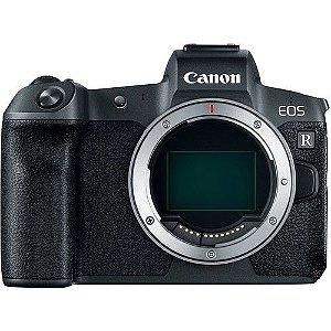 Câmera digital Canon EOS R  MirrorLess (apenas o corpo) com Adaptador EF-EOS R