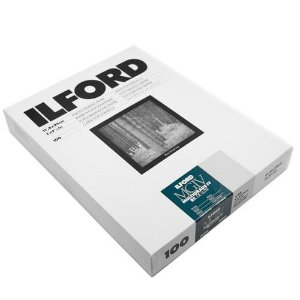 Papel Fotográfico Ilford Multigrade IV Resina Perola (PEARL) - MG4RC44M 17,8X24CM  cx 100fls.