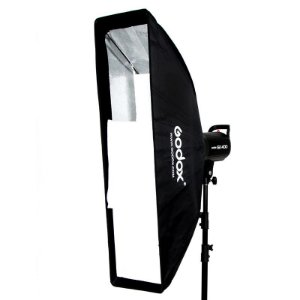 Softbox Strip Godox 35 x 160 cm Bowens com  Grid