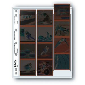 Print File CP 120-3HB  6X6, 6X7 , 6X4,5  Pacote com 25 fls
