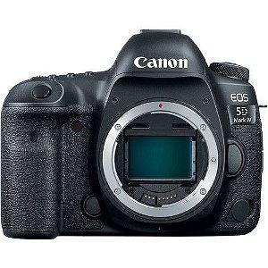 Canon EOS 5D Mark IV DSLR Camera (somente corpo)