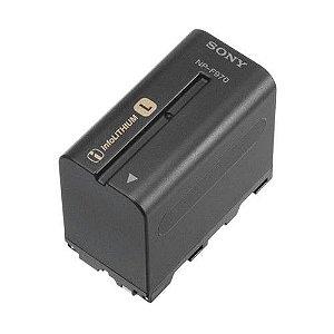 Bateria Sony NP-F970 - Pack de Bateria Info-Lithium Série L (6300 mAh)