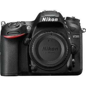 Camera  Digital Nikon  D7200 24.3MegaPixles DX Corpo