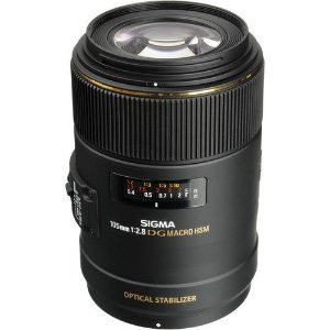 Objetiva Macro  Sigma105mm f/2.8 EX DG OS p/ EOS