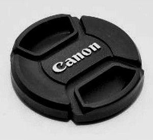 Tampa Canon  de Lente E-58 II  58mm