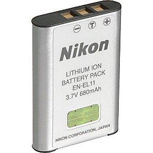 Bateria Nikon EN-EL11 Íons de Lítio Recarregável
