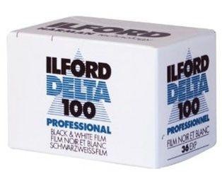 Filme Ilford - DP100 135 36 Preto e Branco