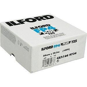 Filme Ilford - FP4+ 35X30,5M   Preto e Branco