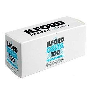 Filme Ilford - DP100 120 Preto e Branco